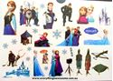 Picture of Disney Frozen Temporary Tattoo CG-012