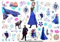 Picture of Disney Frozen Temporary Tattoo CG-014