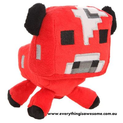 Picture of New Minecraft Plush Baby Mooshroom