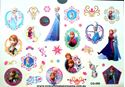 Picture of Disney Frozen Temporary Tattoo CG-069