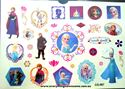 Picture of Disney Frozen Temporary Tattoo CG-067