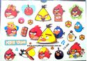 Picture of New Angry Birds Temporary Tattoo