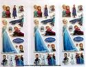 Picture of Mixed Design New Disney Frozen Puffy Stickers
