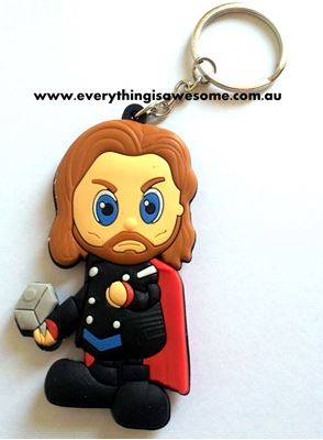 Picture of New Thor Keyring Keychain