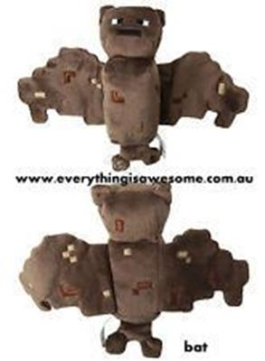 Picture of New Minecraft Plush Bat