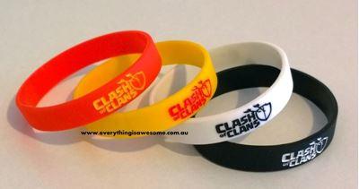 Picture of 5 pcs Clash of Clans Wristbands Bracelets