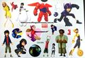 Picture of Big Hero 6 Temporary Tattoo
