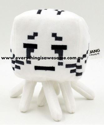 Picture of New Minecraft Plush Ghast