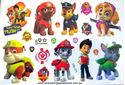 Picture of Paw Patrol Temporary Tattoo CG-171