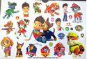 Picture of Paw Patrol Temporary Tattoo CG-170