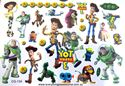 Picture of Toy Story Temporary Tattoo