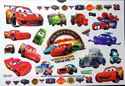 Picture of Disney Cars CG-127 Temporary Tattoo