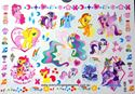 Picture of My LIttle Pony CG-128 Temporary Tattoo