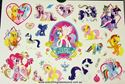 Picture of My Little Pony CG-085 Temporary Tattoo