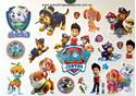 Picture of Paw Patrol CG-192 Temporary Tattoo