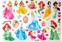 Picture of New Disney Princess CG-181 Temporary Tattoo