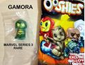 Picture of New MARVEL OOSHIES Pencil Topper - GAMORA