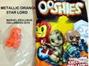 Picture of New MARVEL OOSHIES Pencil Topper - METALLIC ORANGE STAR LORD