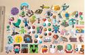 Picture of 50 pcs Minecraft Mini Stickers