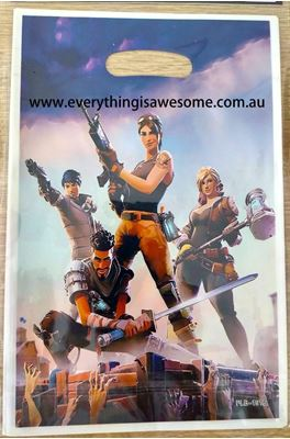 Picture of New 10 pcs Fortnite Lolly / Loot / Plastic Party Bags